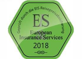 Geprüft auch von EIS European Insurance Services
