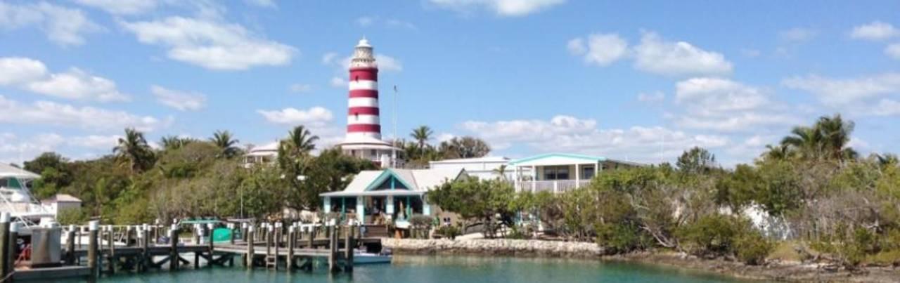 Leuchtturm auf Hope Town