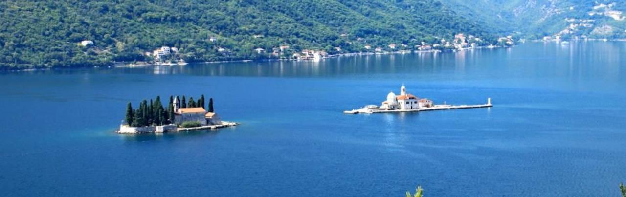 Yachtcharter Montenegro und der Golf von Kotor