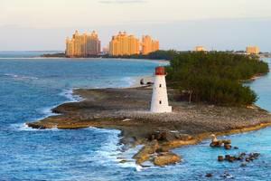 Blick auf Nassau