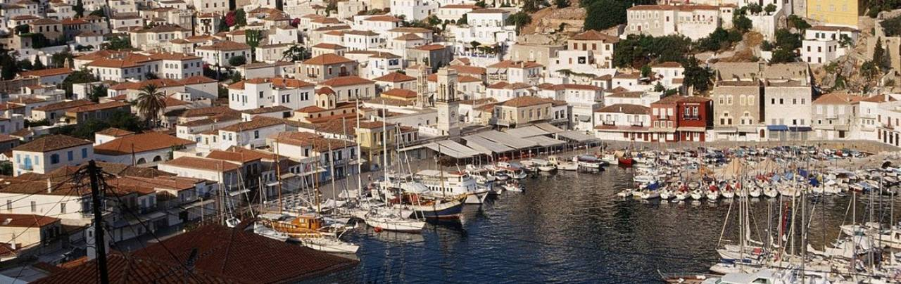 Flottillensegeln Griechenland