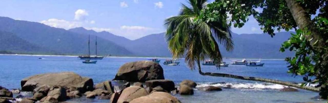 Auf der Ilha Grande