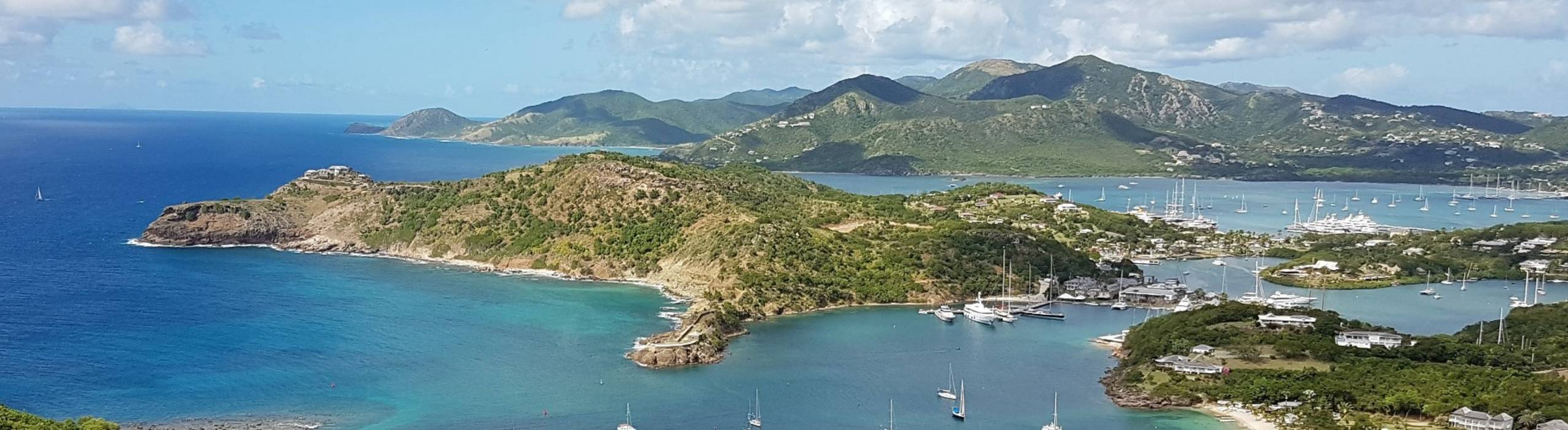 Yachtcharter Leeward Islands