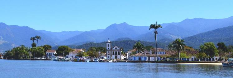 Yachtcharter Brasilien Costa Verde